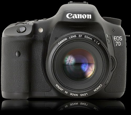 Selling New Canon EOS 7D 18MP Digital SLR Camera